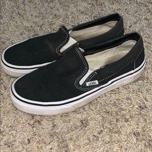Vans Shoes - Women slip on vans